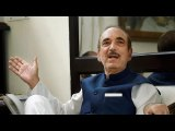 Article 370 Effectively Revoked: Ghulam Nabi Azad Rebuts Govt Order in RS