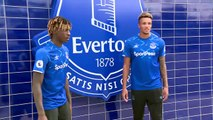 (Subtitled) New Everton signing Moise Kean insists he did not leave Italy due to racism