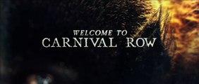 Carnival Row Trailer (2019) Cara Delevingne, Orlando Bloom Amazon fantasy series