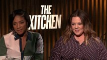 Watch Melissa McCarthy, Tiffany Haddish and Elisabeth Moss Talk 'The Kitchen' Follow-Up!