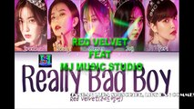 MJ Music Studio Feat Red Velvet 레드벨벳 'RBB (Really Bad Boy) Pop Or Rock Version