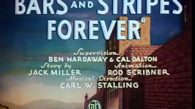 Bars and Stripes Forever (1939)