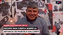 Entrevista a Máximo Gallardo - 1ra parte