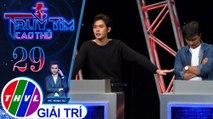 THVL | Diễn viên Võ Đăng Khoa bất ngờ khi nhận được 3 lượt bình chọn và bị loại đầu tiên