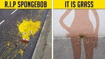 Amazing Examples of Street Art