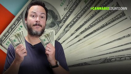 Cannabiz Countdown: Cannabis Banking Reform Makes Headway (60-Second Video)
