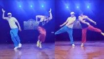 Tiger Shroff AMAZING Michael Jackson Dance On Humma Humma   Khalibali   Deewana Hai Dekho