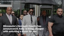 Surprise Charges Against R. Kelly Come Out of Minnesota