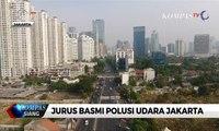 Jurus Basmi Polusi Udara Jakarta, Kebijakan Ganjil-Genap Diperluas