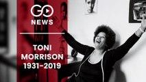 Toni Morrison 1931-2019
