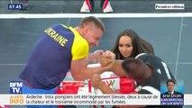 Au Liban, ils donnent tout pour rempoter un concours de bras de fer