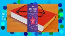 About For Books  The Gratitude Journal: A Fresh New Start in 90 Days  Review