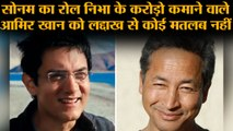 Real life Phunsuk Wangdoo is elated after Ladakh verdict, Aamir doesn't have time to congratulate him
