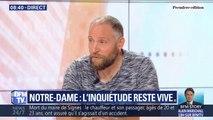 Notre-Dame: le syndicat CGT de la préfecture de police de Paris demande plus de prélèvements