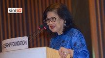 Banyak lagi benda lain yang penting berbanding kereta terbang, kata Rafidah