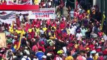 Venezuela convoca manifestación contra sanciones impuestas por EEUU