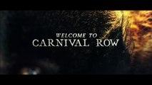 Carnival Row -  La somptueuse bande-annonce avec Orlando Bloom et Cara Delevingne
