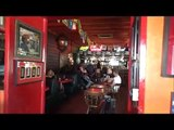 The El Coyote - Where Sharon Tate and her friends ate their last meal.