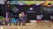 X Games : Le Français  David Rinaldo réalise une  figure à moto inédite !