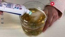 【Clean = beer + toothpaste】啤酒加牙膏真的太厉害了,可以有这么多神奇的用处,赶紧去试试