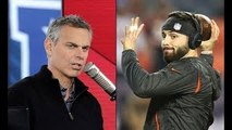 Colin Cowherd Rips Baker Mayfield's Beer Chugging - MS-LL 8-6-19