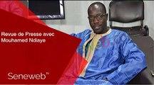 Revue de Presse du 7 Aout 2019 avec Mouhamed Ndiaye