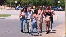 Familiares y amigos hacen piña para arropar a Kiko Matamoros