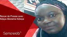 Revue de Presse du 7 Aout 2019 avec Ndeye Marieme Ndiaye