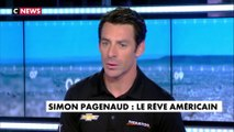 Interview de Simon Pagenaud, vainqueur des 500 miles d'Indianapolis