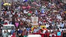 Honduras : Affrontements lors d'une nouvelle manifestation étudiante contre le président