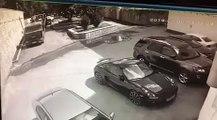 VÍDEO: Un camión está a punto de destrozar un Porsche 718 Cayman S, ¡por los pelos!