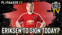 "Fan TV | Why Man Utd NEED Christian Eriksen - ""Our midfield is not good enough for top 4"""