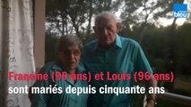 """VIDÉO - À 90 et 96 ans, ils se redisent """"oui"""" à Montpellier"""