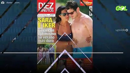 """""""Iker Casillas está hundido"""" la foto de Sara Carbonero que estremece a España"""