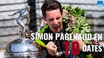 Le pilote automobile Simon Pagenaud en 10 dates