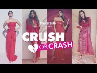 Crush Or Crash: Valentine's Day Red Hot - Episode 62 - POPxo Fashion