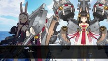 Azur Lane: Crosswave - 'Story Mode'  gameplay part #3