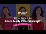 Can You Beat Us In This Bizarre Beauty Products Challenge - POPxo Beauty