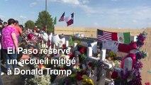 Les habitants d'El Paso partagés sur la visite de Donald Trump après la fusillade