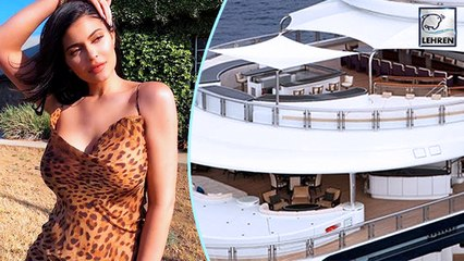 Kylie Jenner To Celebrate Her 22nd Bday In Italy On A $250 Million Megayacht