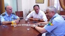 Συνάντηση του Ν. Σταυρογιάννη με τους επικεφαλής της ΕΛΑΣ σε Στερεά και Φθιώτιδα