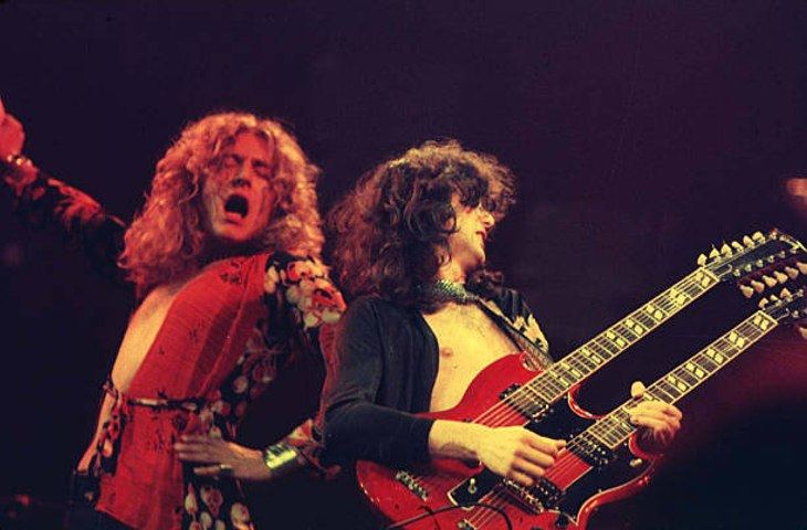 5 anécdotas sobre Led Zeppelin que probablemente no conocías