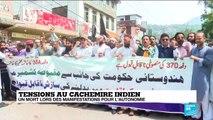 Les autorités indiennes tentent d'étouffer la contestation au Cachemire indien