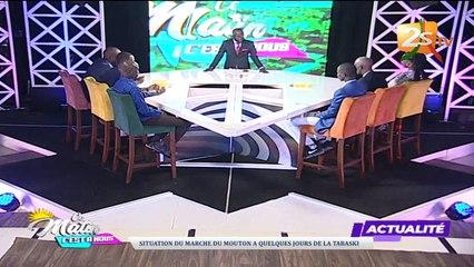 TABASKI : SITUATION DU MARCHÉ DU MOUTON AVEC DR DAME SOW DIRECTEUR DE L'ÉLEVAGE