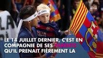 Neymar papa : le footballeur partage un adorable cliché avec son fils