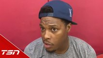 Lowry on Raptors future: 'I would love to be here long term'