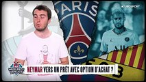 Neymar, l'improbable hypothèse du prêt avec option d'achat obligatoire