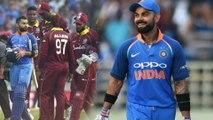 India vs West Indies 2019 : Virat Kohli On The Point Of Odi Milestones || Oneindia Telugu