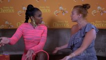 Kelly Rowland Interview