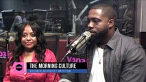 Brian Banks; Football Star Who Was Wrongfully Accused Shares His Story With The Morning Culture!